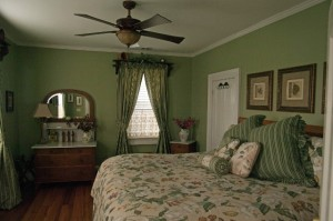 Bedroom at Local B&B in WNY